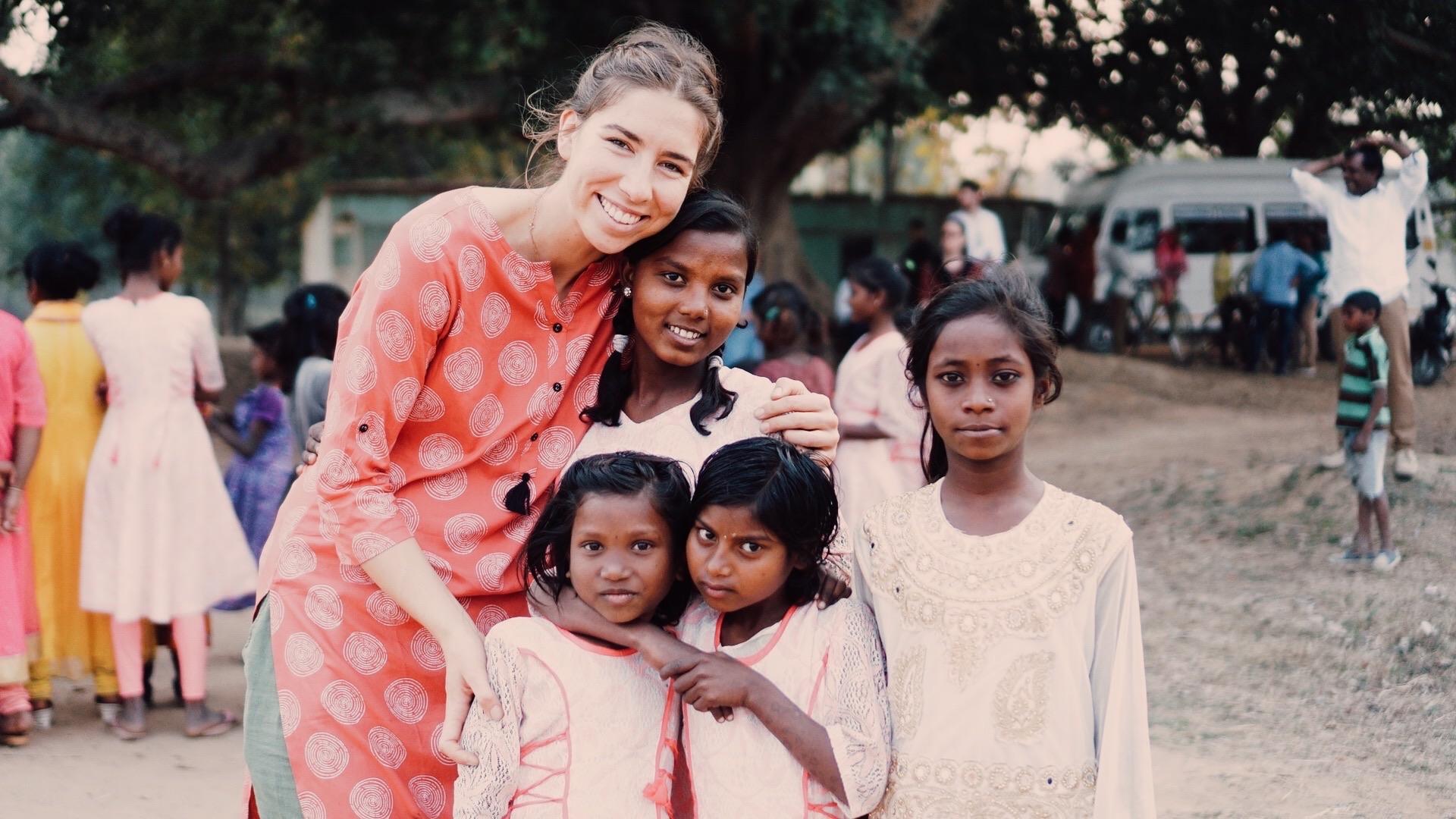 Emiy and Jogapur Kids